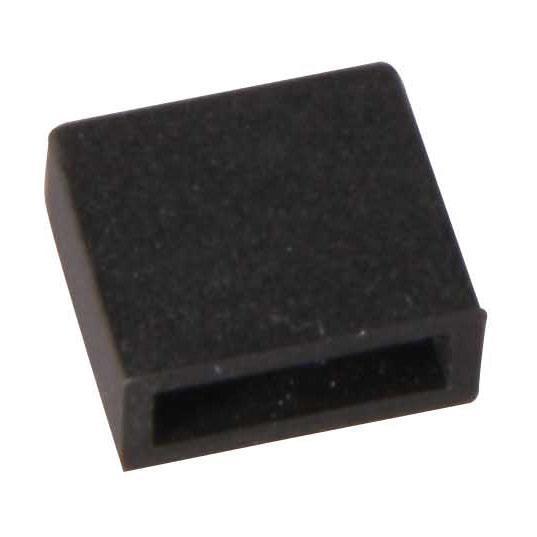 StarStrand 4-Pin Silicone End Cap (10/PK) : DQRD | Hunzicker
